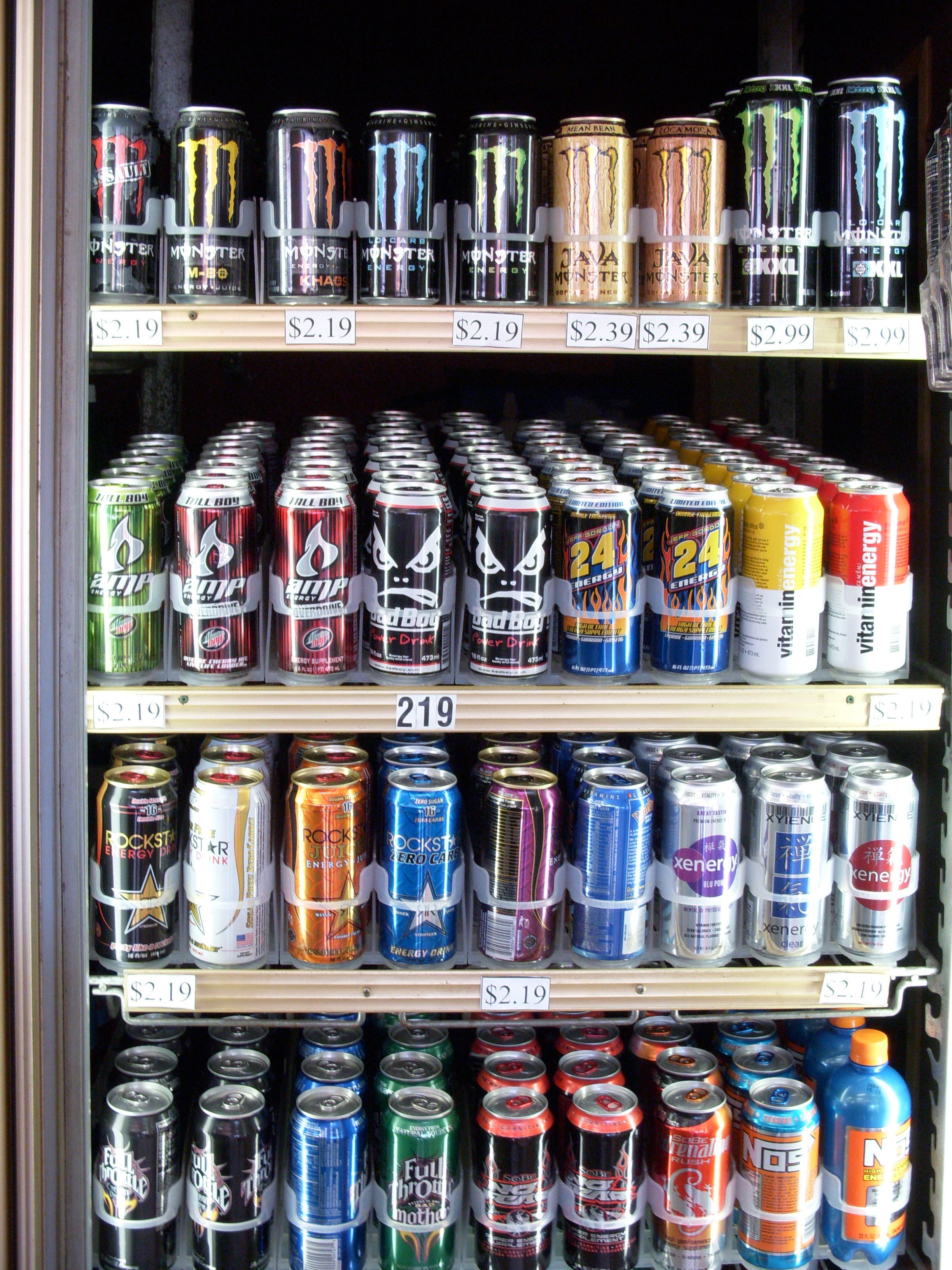 why energy drinks are unhealthy Are energy drinks bad for you the health side effects of energy drinks  by  which is why energy-drink sales are in  why energy drinks may deliver an.