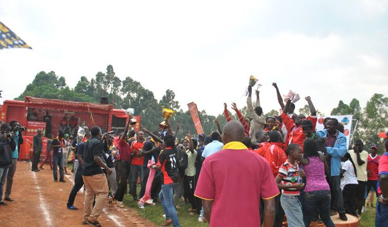 Ndejje University Wins 2013 All University Games