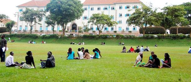 University of dar es salaam students 8