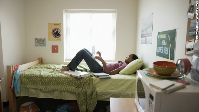 stress in students lives and living in the dorms Living in close proximity with others can increase anonymous self-screen of the most prevalent mental health issues on health issues stress, anxiety.