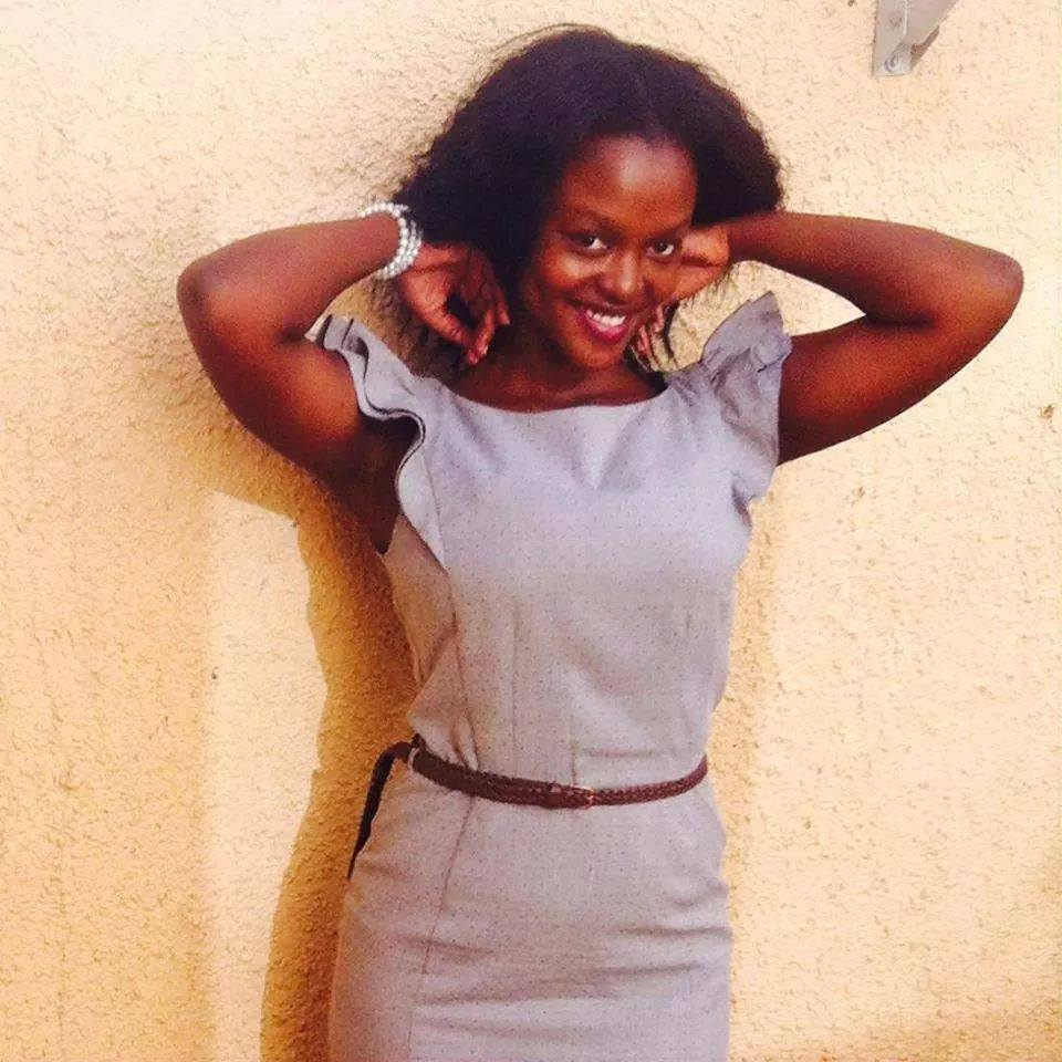 Ndejje University Miss, Musiimenta Edith will be representing her university come October