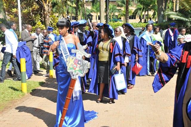 Dazzling Miss Cavendish, Flower Kenyangi at the event.