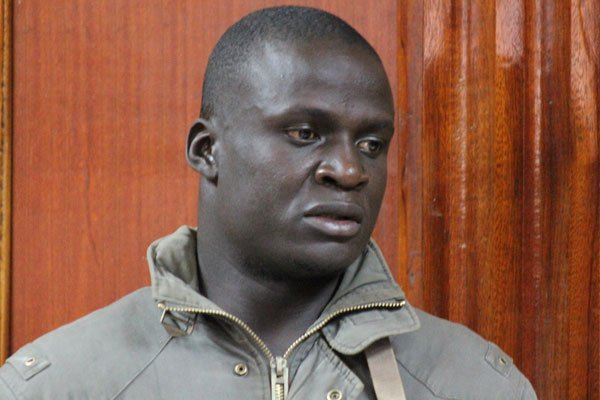 Alan Wadi Okengo, alias Lieutenant Wadi, was accused of posting the messages on his Facebook account on December 18 and 19 at an unknown place within Kenya.