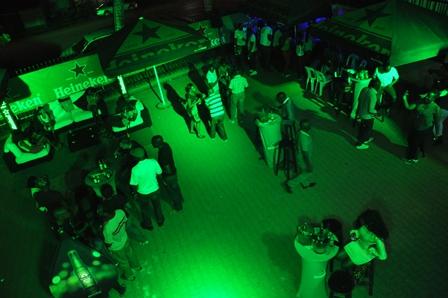 Heineken Lights Up Nkumba University