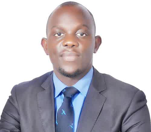 Makerere Guild President elect; Bala David