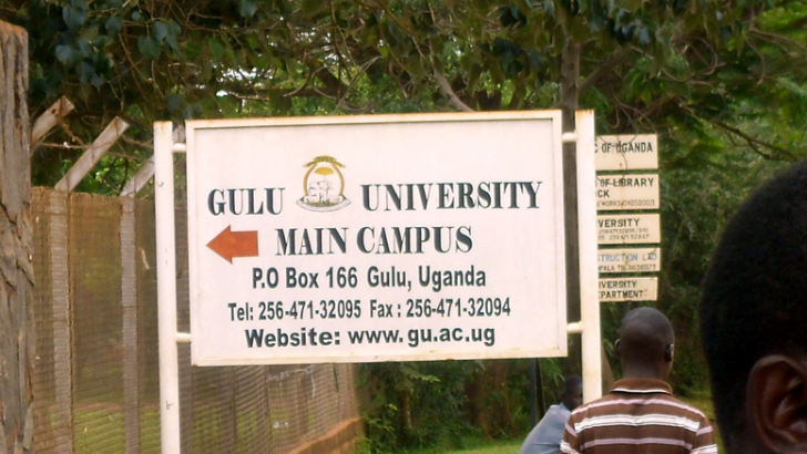Gulu University Releases E-Learning Program, Freshers to Report in March 2021