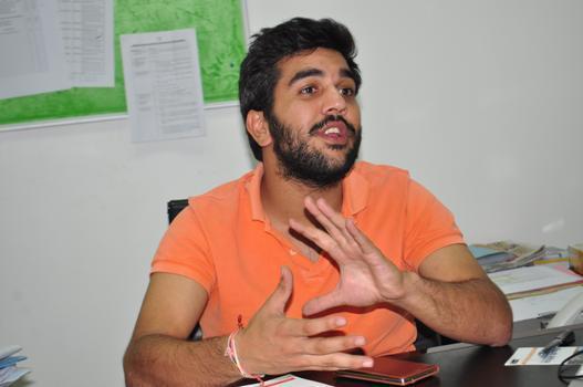Image result for Rajiv Ruparelia