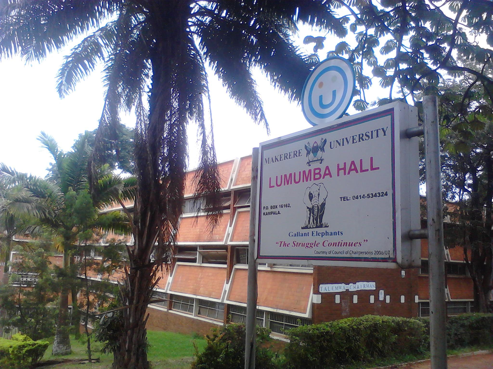 Lumumba Hall