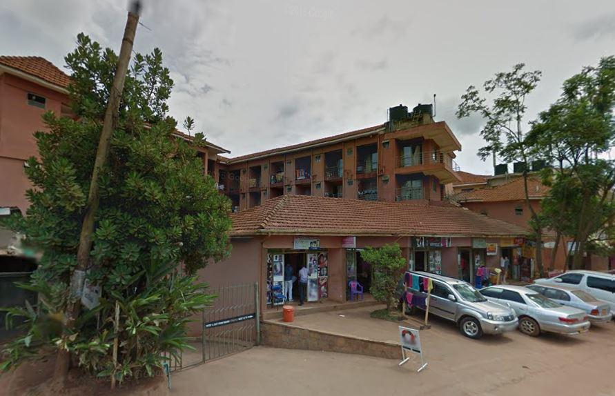 Valley Courts Hostel, Nakawa.