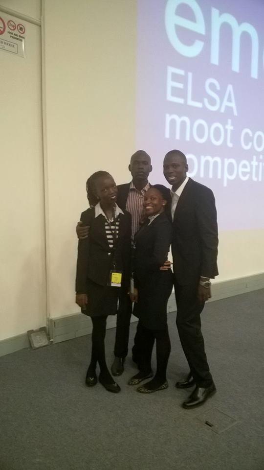 Team Makerere