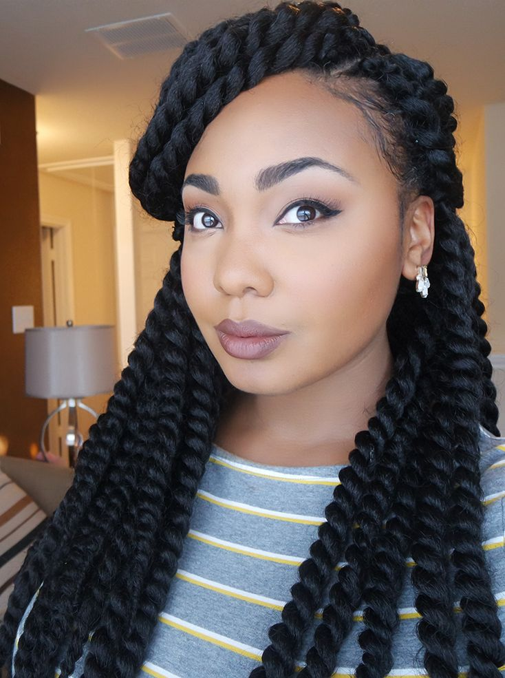 New trend! My Perfect Crochet braids - CampusBee