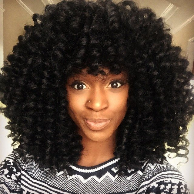Crochet Hair Styles For Adults : ... as possible. Get on to your perfect hair with the perfect crochets