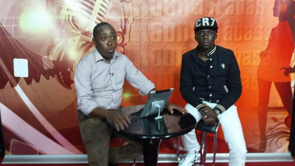 On 'Koona Ne NTV' with Miles Rwamiti