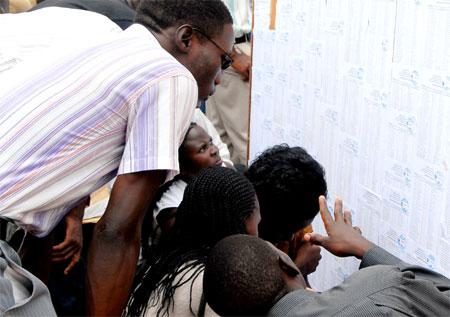 NATIONAL MERIT! Lira, Gulu University Gov't Sponsorship Lists Out