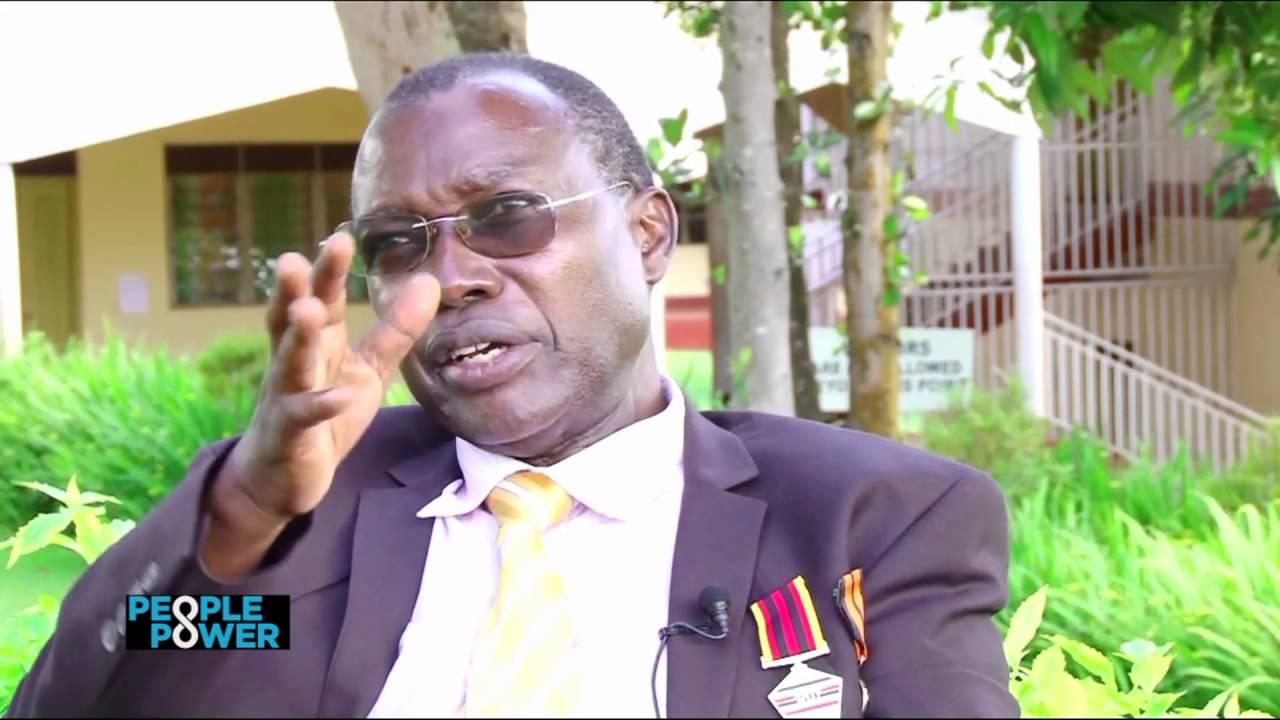 Prof Lawrence Mukiibi