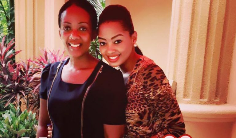 Who's the Mum? Anita Fabiola's Mother Looks Like A Campuser