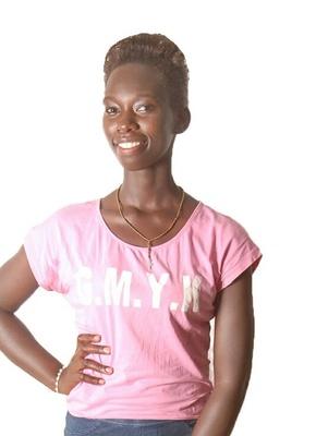 #3 Adong Colleen-Miss Kisubi University