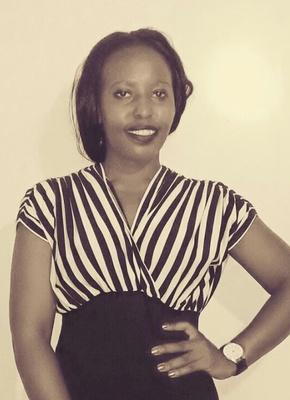 #2 Namugerwa Aisha- Miss Kampala University