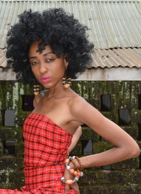 #12 Shayo Winnie- Miss Makerere University