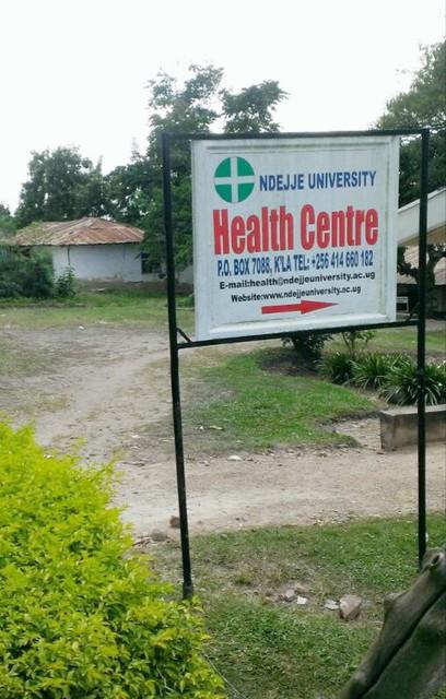 Ndejje University Health Centre