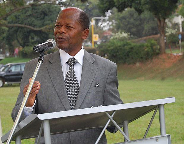 Minister Chrysostom Muyingo