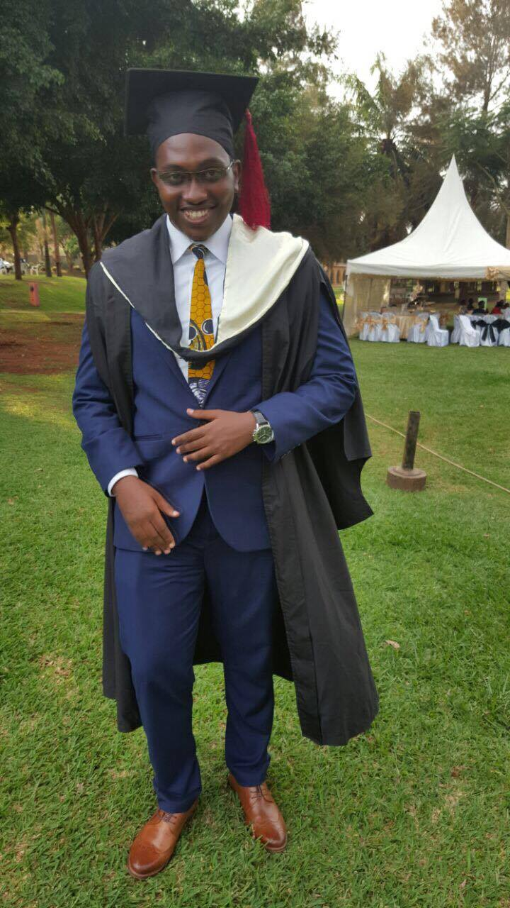 GRADUATION ALBUM! The top 5 sleek suits behind the MUK branded gowns ...