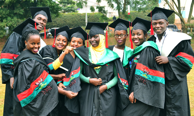 Makerere Sets Graduation Dates