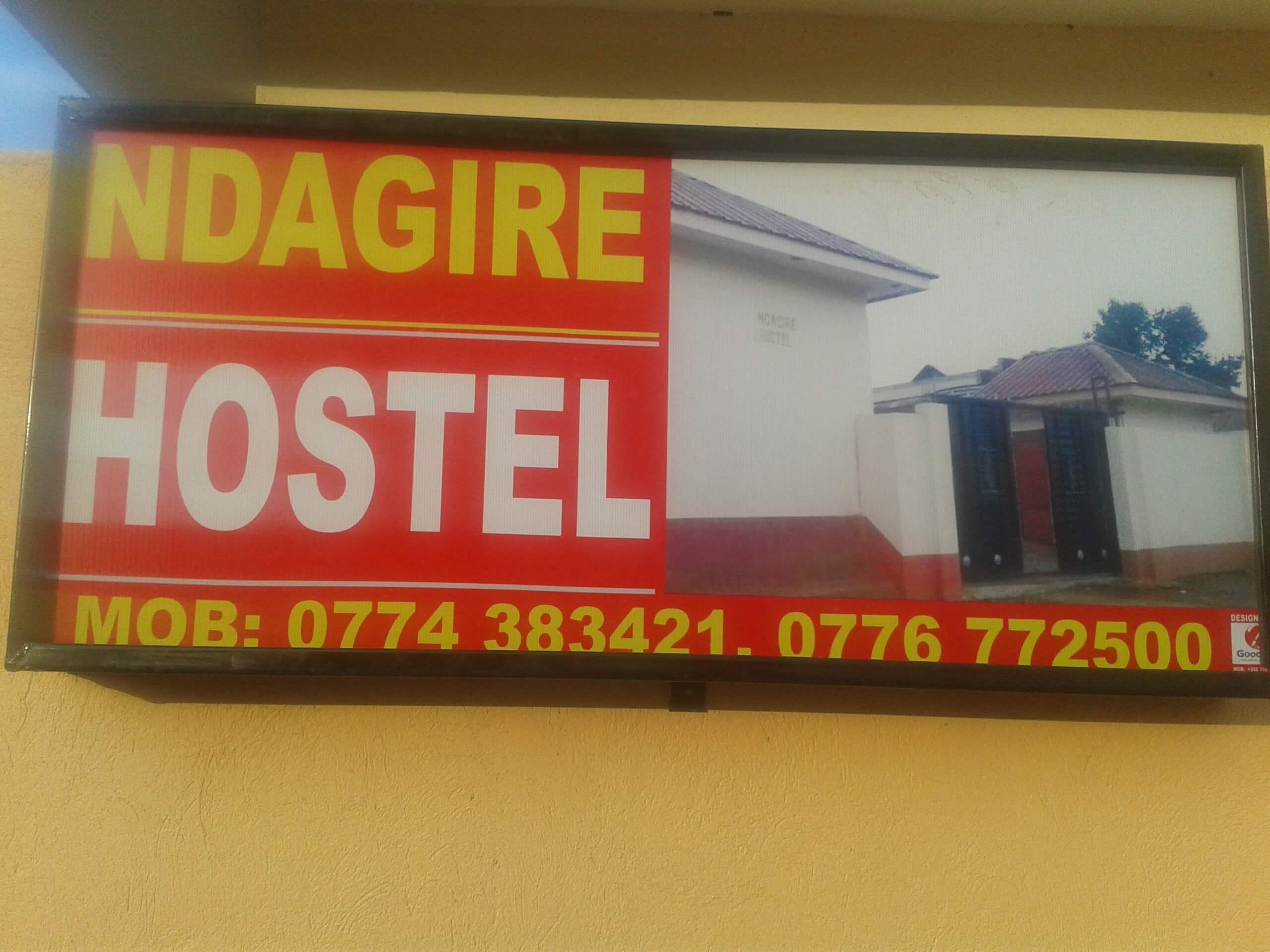 Ndagire Hostel