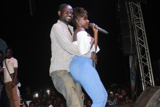 Lumumbist dubs musician Fille