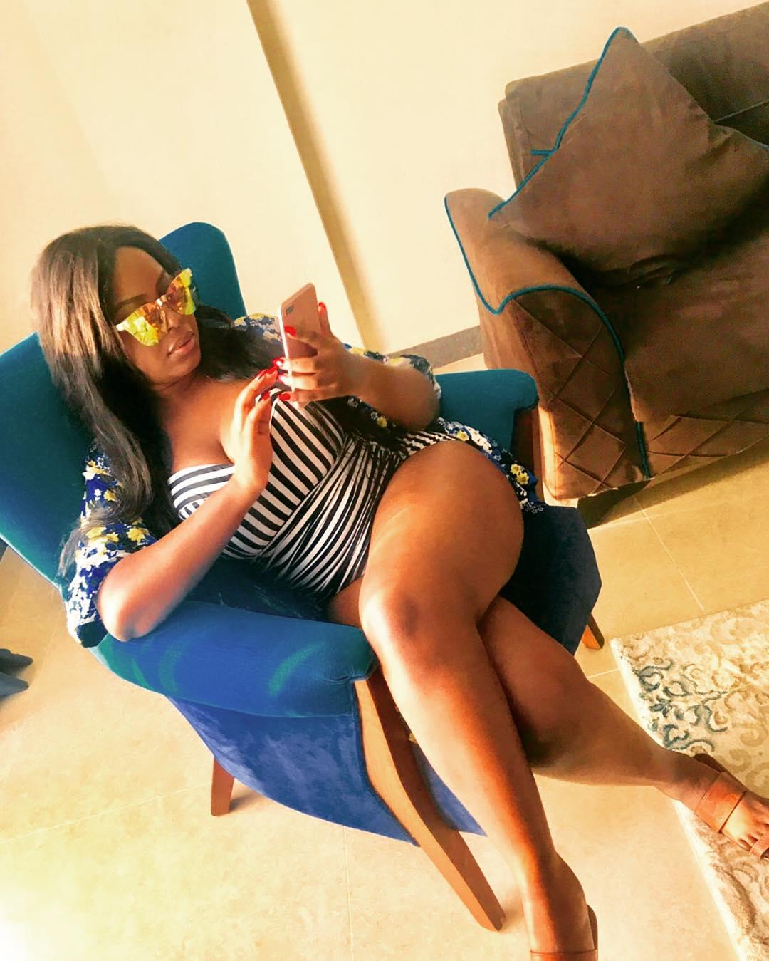 The stunning Kezia Kobugabe