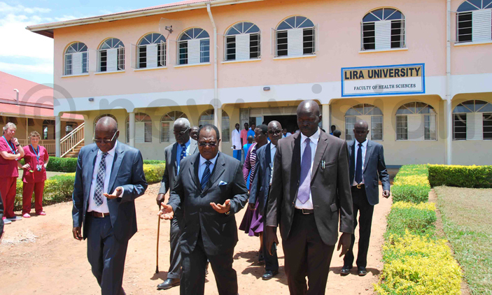 FULL LIST: Students from Northern Uganda Benefit Largely in Lira University 2020/2021 Private Admission List