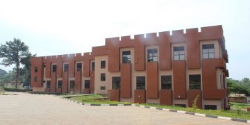 Some of the new buildings making Kyambogo University to shine.