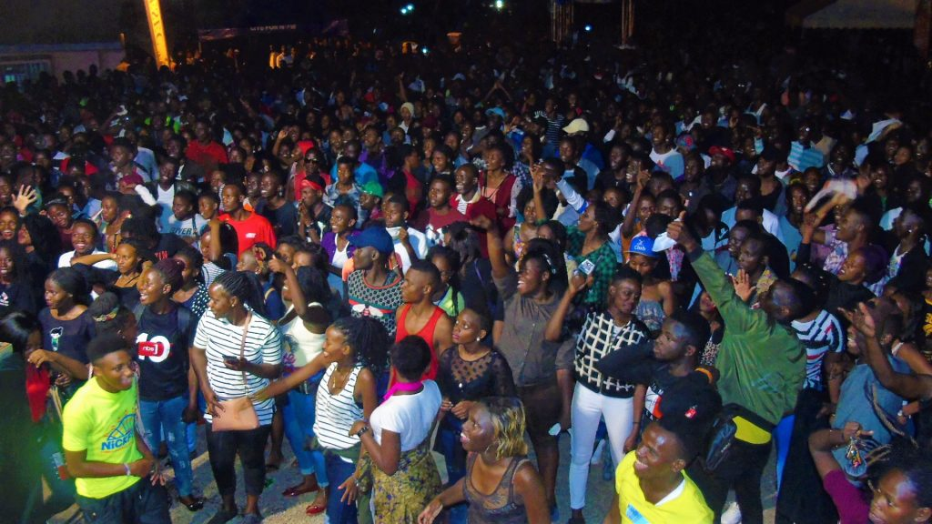 Pictorial: MUBS Freshers Party Nonstop at 2018 Freshers' Ball