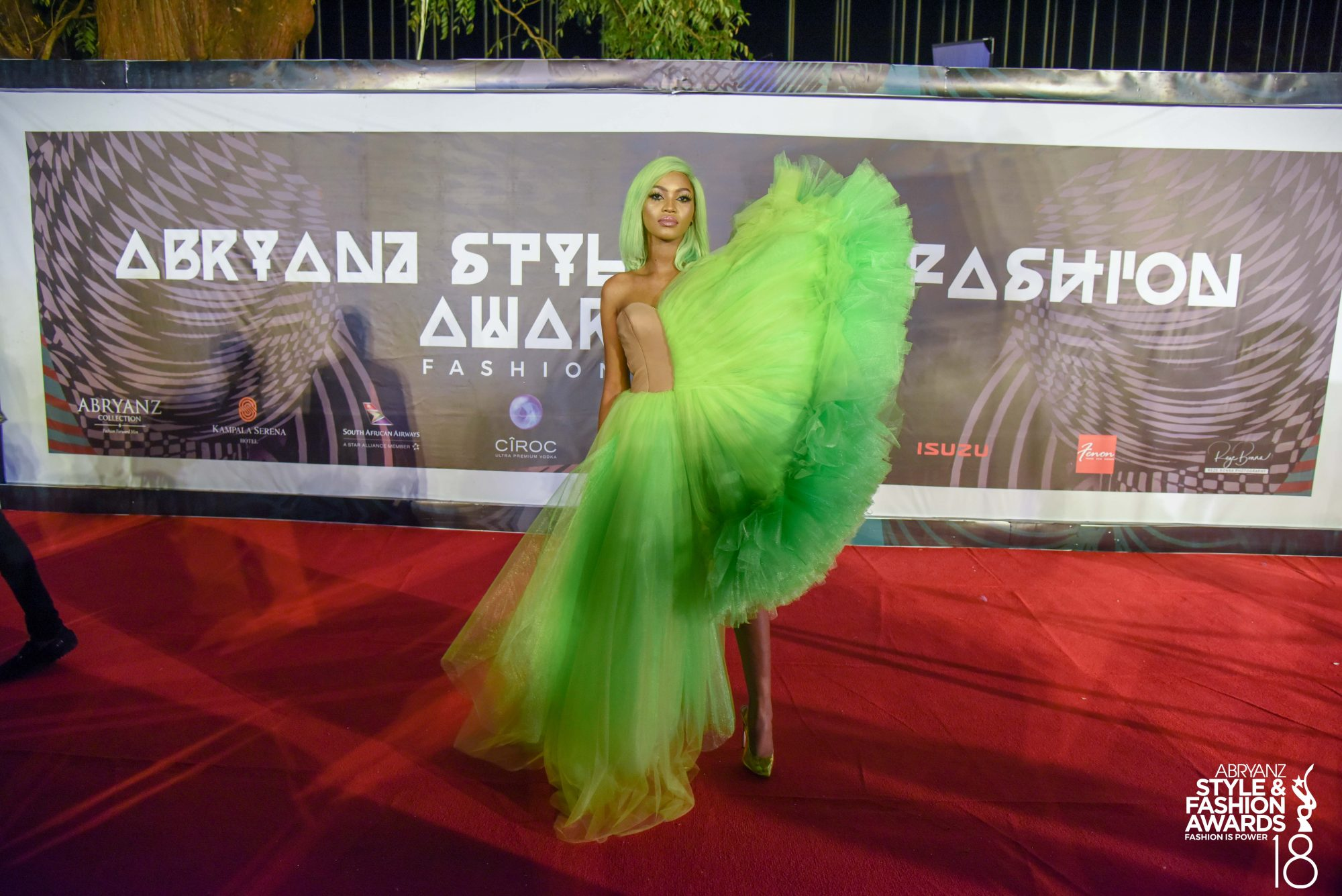 Pictorial Ugandan Celebrities Prove They Are Ready For Hollywood At The Asfas 2018 Campus Bee