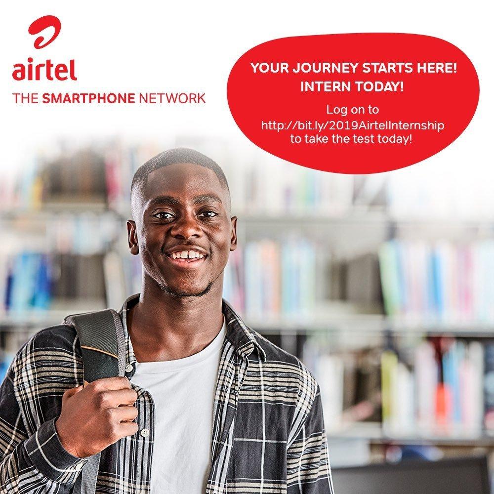 Airtel Internship