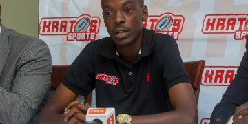 The CEO of Kratos Sports Maurice
