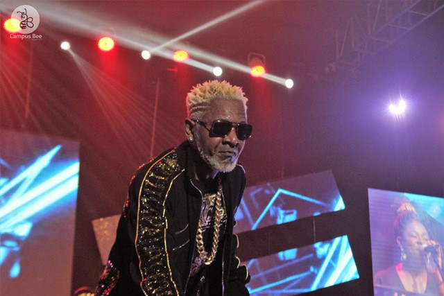 Legend Awilo Stages Electric Performance - Campus Bee