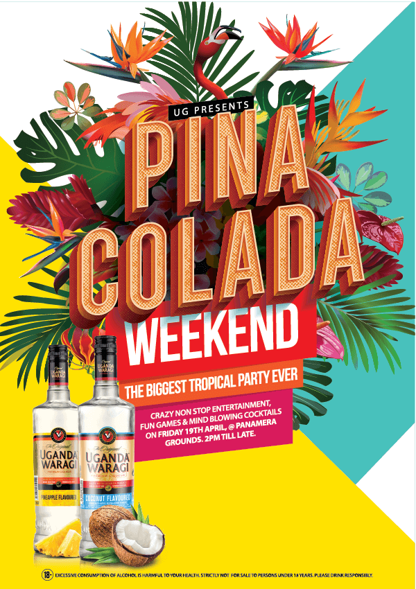 Pinacolada weekend