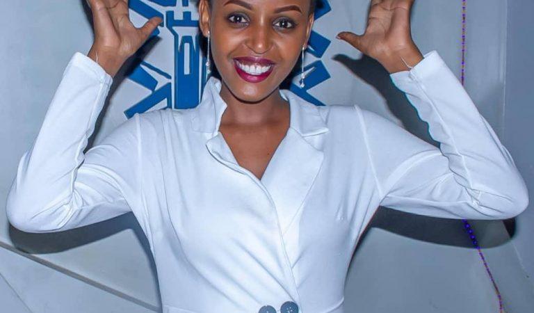 Sizzling Photos! UCU's Santina Anshemeza Celebrates Miss UG Journey With a Party