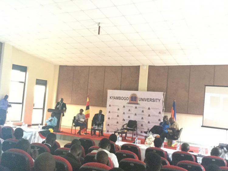 Kyambogo University public lecture 2019