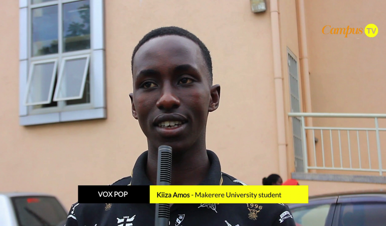 VIDEO: We are Just Slaying Around, No Serious Lectures – Makerere Students