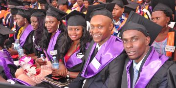 Bishop Stuart University 2019 Graduation (FILE PHOTO)