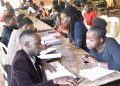 UCU students reading at the university