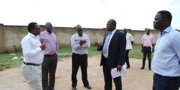 Gulu University Staff