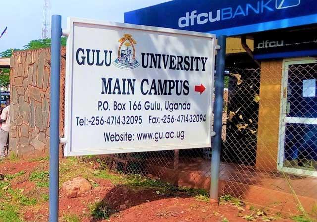 Gulu University Releases 2019/2020 2nd Semester Plan