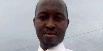 Soroti University Senior Procurement Officer, Ronald Edongu