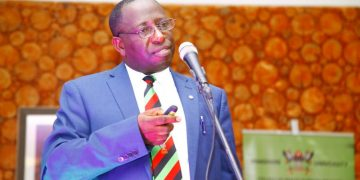 Prof Charles Ibingira, Principal College of Health Sciences - Makerere University.