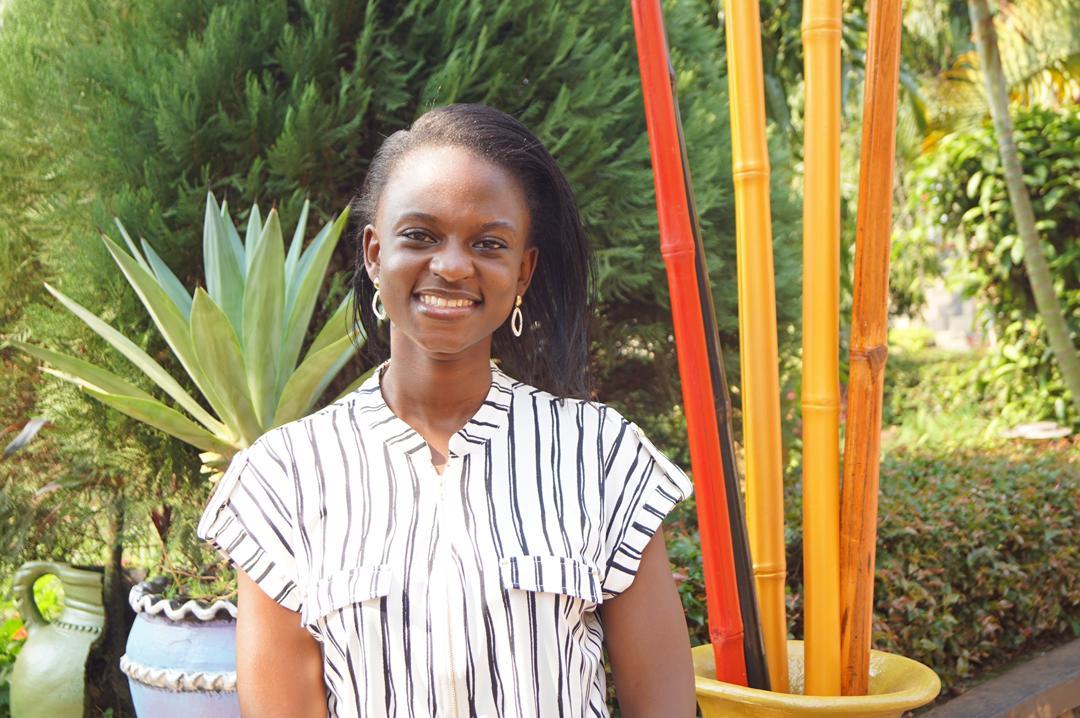 Evelyn Byakuleka Asiimwe, 23