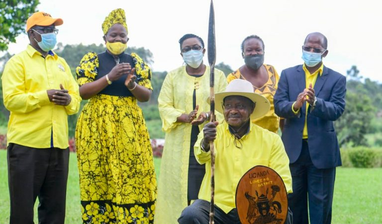 """You Need to Take Politics Seriously"" Museveni Cautions"