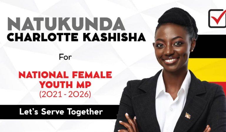 Former UNSA Speaker Natukunda Charlotte Kashisha Declares Bid for National Female Youth MP